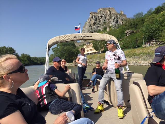 7. Bratislava- hrad Devín / Castle Devin
