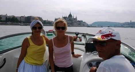 Bratislava - Budapešť