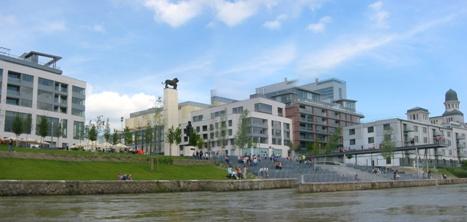 5. Nábrežie Bratislavy